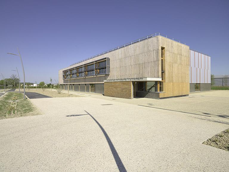 Gymnase St-Vallier14